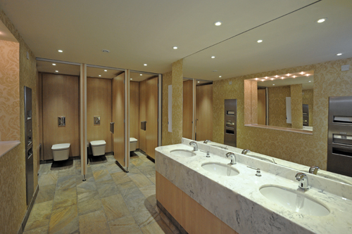 Multiple Bowl Vanity Tops For Washrooms And Toilet Areas