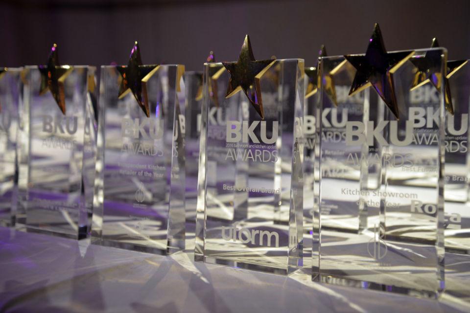 BKU awards 2017 - Versital nominated for best shower brand