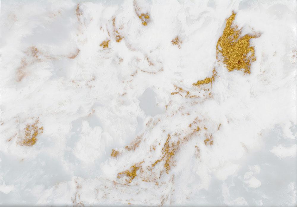 Metallic Marble gold stratos