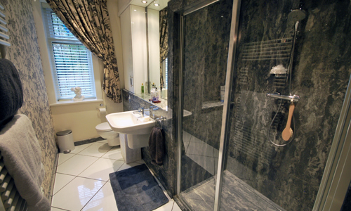 Luxury Bathroom Surfaces