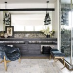 celebrity bathroom from courtney cox in gritstoene granite finish