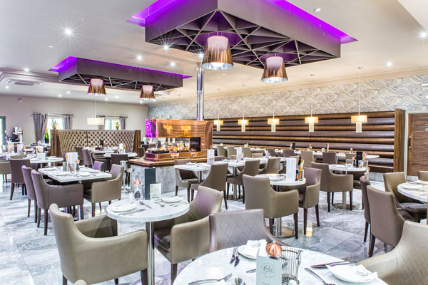 Commercial restaurant refurb by Jem shopfitting
