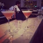 Pornstar Martini's at Tea 42 on arabesque versital marble