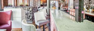 Marble Bar tops