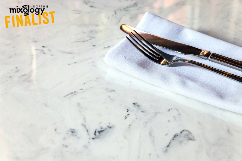 True to life marble table tops that emulate real marble but are 100% waterproof and stain resistant