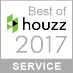 Versital awarded best of houzz 2017 for service