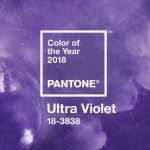 Pantone colour of the year 2018 ultra Violet