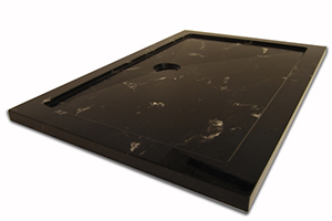 Norvein marble shower tray