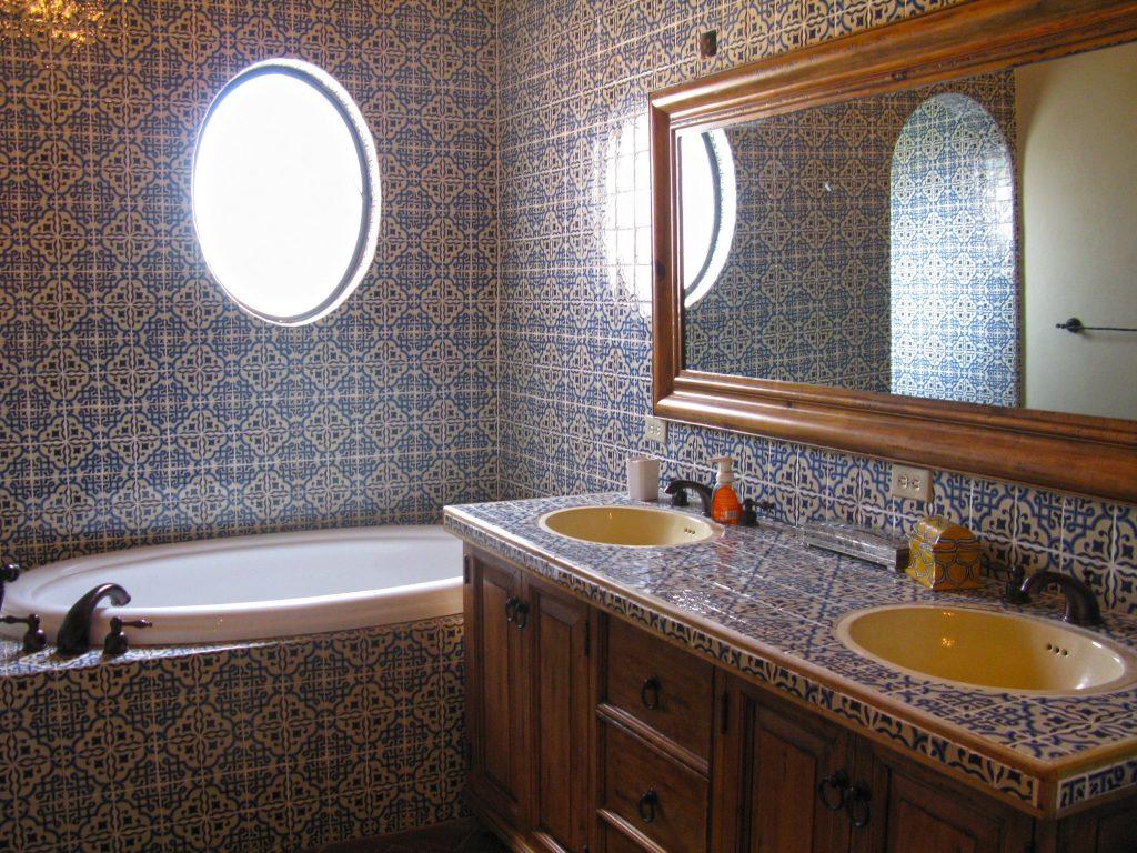 talavera tile design ideas traditional bathroom vanity traditional bathroom decorating ideas