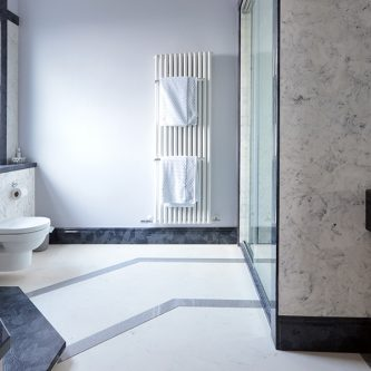 Luxury Marble Bathroom - Langley's