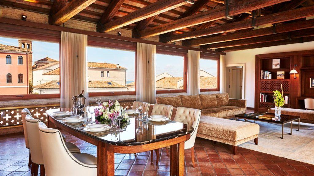 San Clemente Palace Kempinski Hotel in Venecia - Restaurant Design