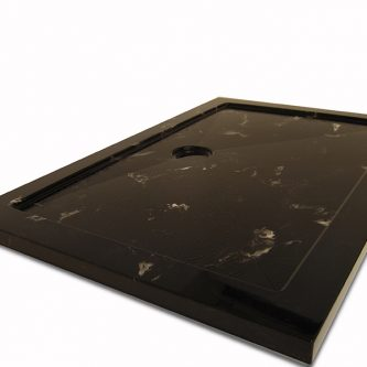 Shower Tray in Norvein Marble Finish