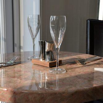 Table Top in Estromoz Marble Finish