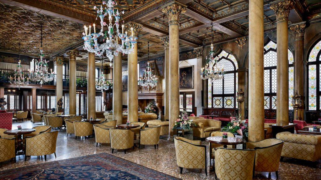 Danieli hotel in Venice - Restaurant