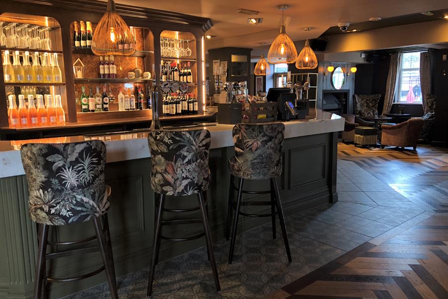 DEER PARK Bar Area