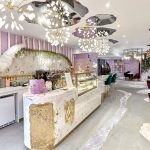 Feya Knightsbridge hospitality design insta worthy with gold marble reception