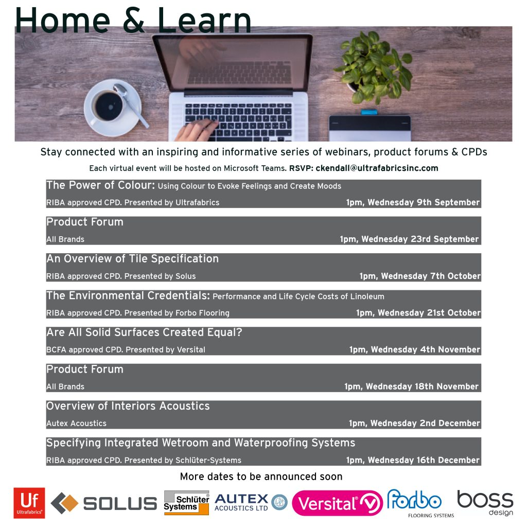 Home & Learn sessions with Versital